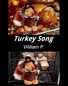 The Turkey Song (Thanksgiving – Give Thanks)