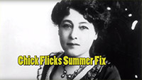 "Chick Flicks Screens ""The Lost Garden – The Life and Cinema of Alice Guy Blaché"""