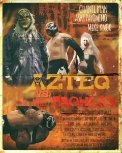 AZTEQ POSTER vintage1 sm